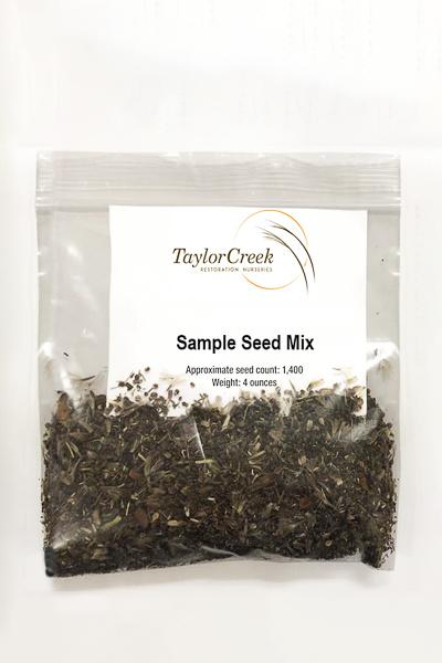 4 oz seed mix